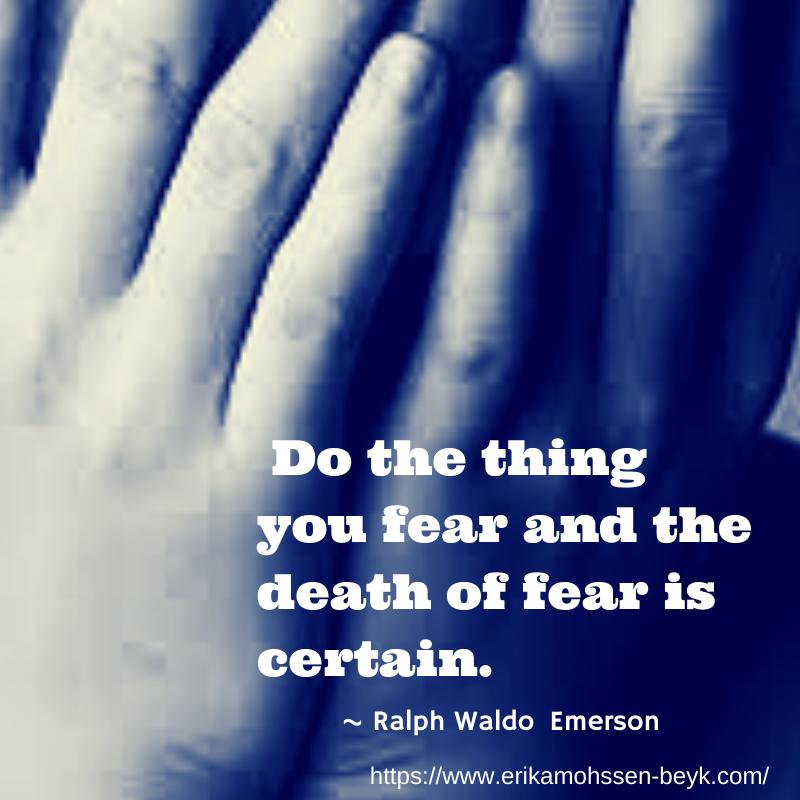 schedule fear
