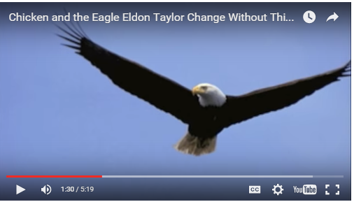 The Chicken and the Eagle Story – Self Awareness