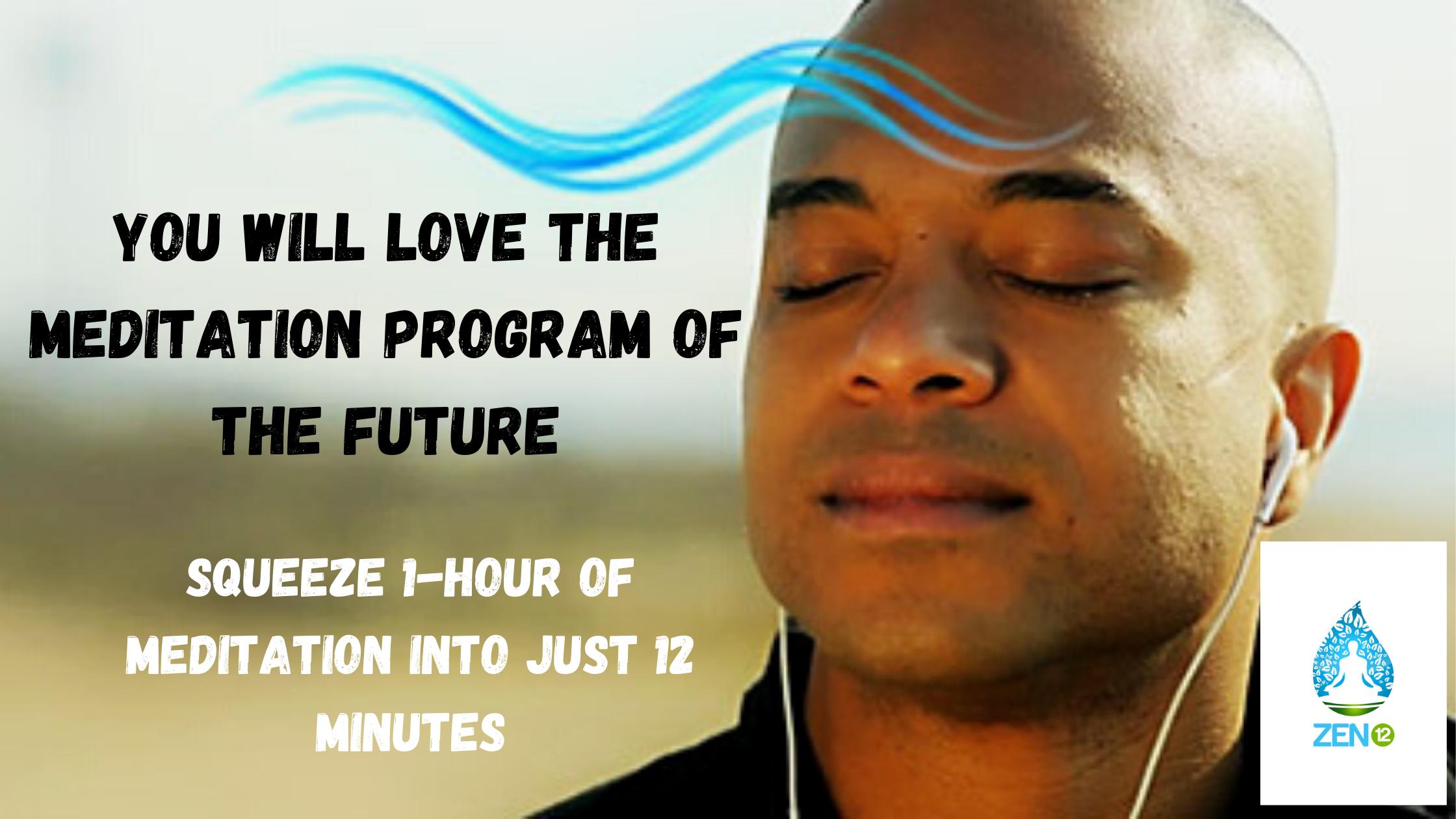 Zen12 a meditation program